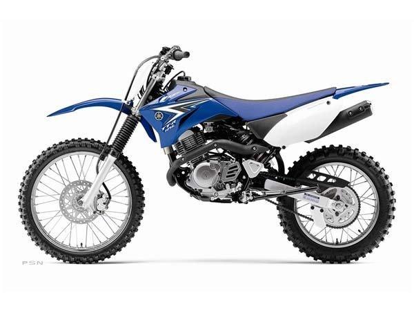 2011 Yamaha TT-R125LE 2