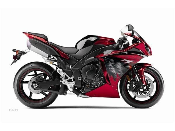 2011 Yamaha YZF-R1 in Norfolk, Virginia