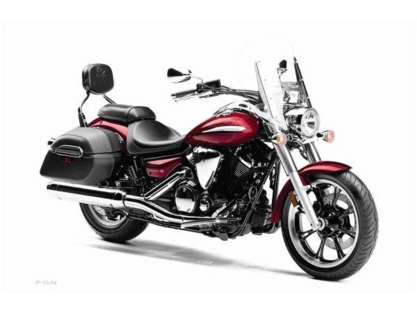2011 Yamaha V Star 950 Tourer in Harrisonburg, Virginia - Photo 8