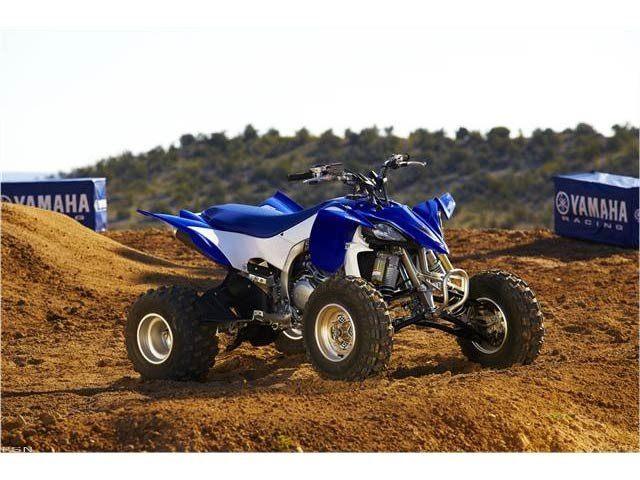 2012 Yamaha YFZ450R 5