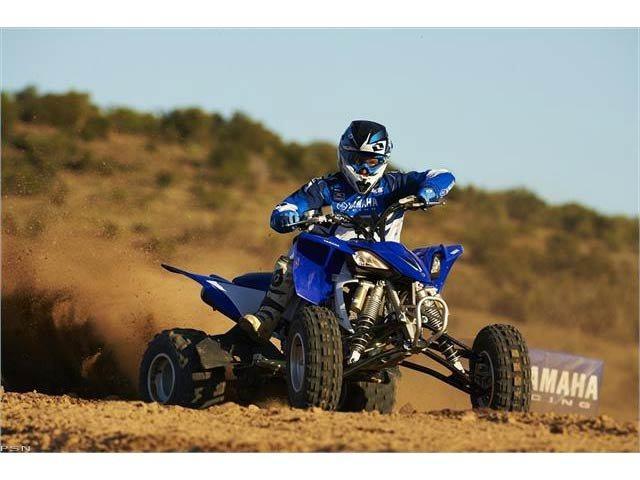 2012 Yamaha YFZ450R 11