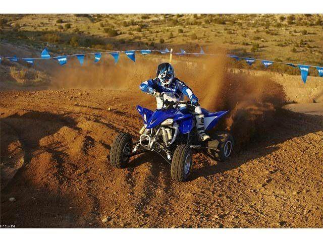 2012 Yamaha YFZ450R 9