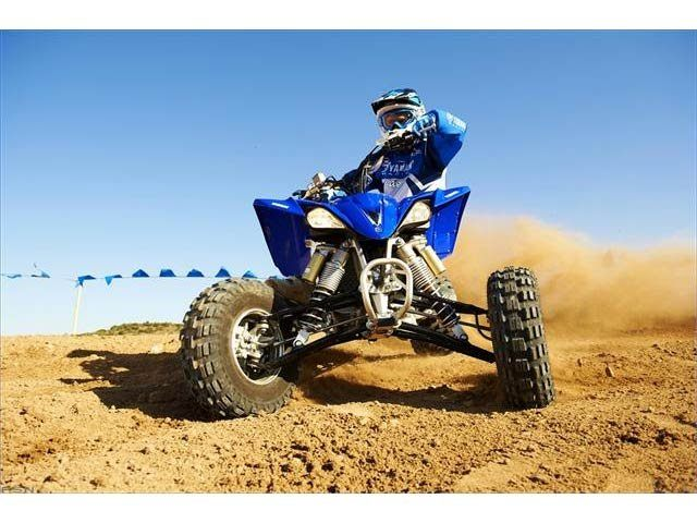 2012 Yamaha YFZ450R 10