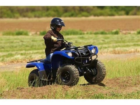 2012 Yamaha Grizzly 125 Automatic in Pikeville, Kentucky