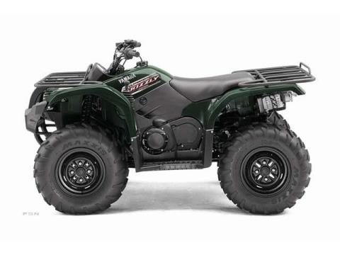 2012 Yamaha Grizzly 450 Auto. 4x4 in Cambridge, Ohio - Photo 7