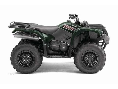 2012 Yamaha Grizzly 450 Auto. 4x4 in Cambridge, Ohio - Photo 8