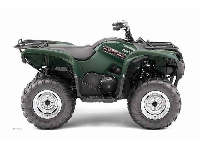 2012 Yamaha Grizzly 700 FI Auto. 4x4  in Flagstaff, Arizona