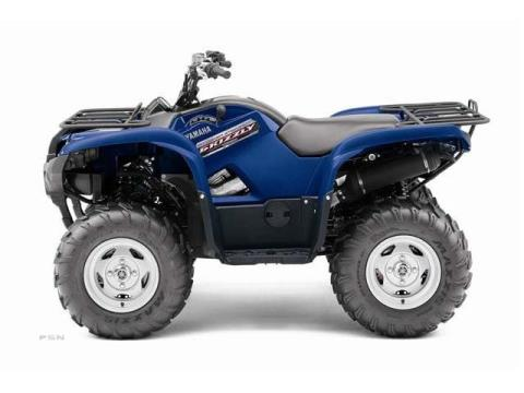 2012 Yamaha Grizzly 700 FI Auto. 4x4 EPS in Keokuk, Iowa