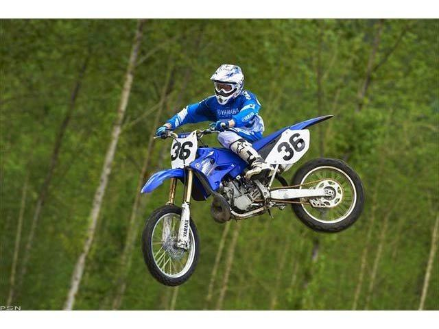 2012 Yamaha YZ250 in Laurel, Maryland - Photo 12