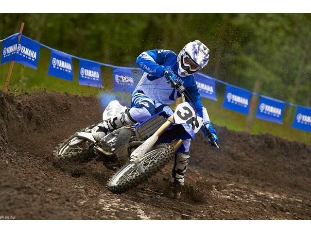 2012 Yamaha YZ250 in Laurel, Maryland - Photo 11
