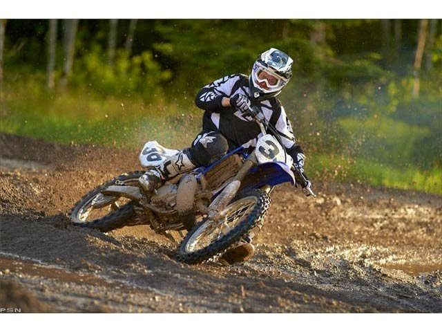 2012 Yamaha YZ250 in Laurel, Maryland - Photo 9