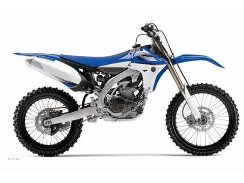 2012 Yamaha YZ450F in Ontario, California