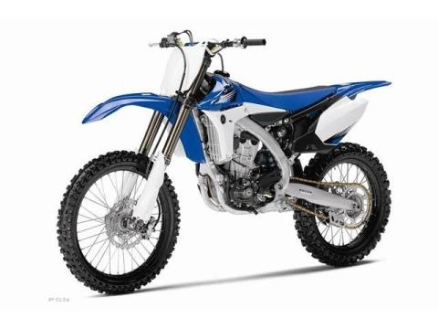 2012 Yamaha YZ450F in Simi Valley, California