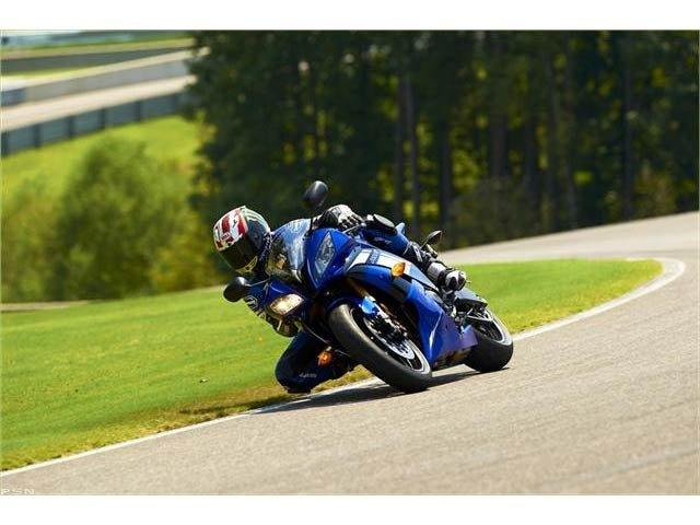 2012 Yamaha YZF-R6 in Janesville, Wisconsin