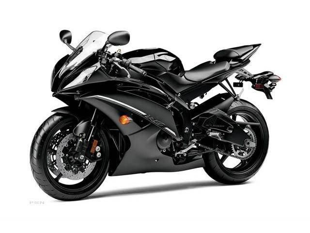2012 Yamaha YZF-R6 10