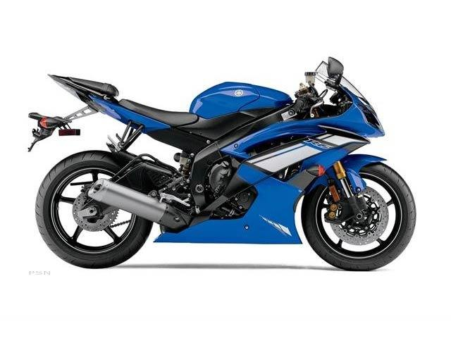 2012 Yamaha YZF-R6 for sale 13999
