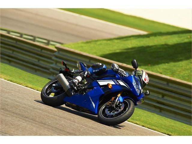 2012 Yamaha YZF-R6 World GP 50th Anniversary Edition in Pinellas Park, Florida - Photo 24