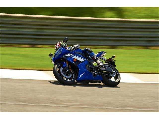 2012 Yamaha YZF-R6 World GP 50th Anniversary Edition in Pinellas Park, Florida - Photo 29