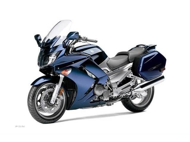 2012 Yamaha FJR1300A 9