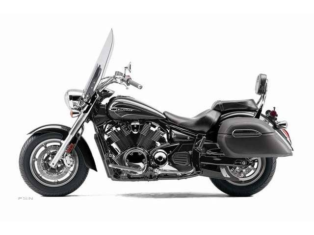 2012 Yamaha V Star 1300 Tourer in Monroe, Washington