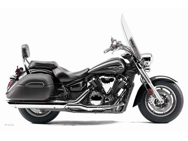 2012 Yamaha V Star 1300 Tourer in Geneva, Ohio