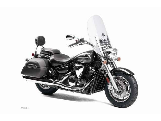 2012 Yamaha V Star 1300 Tourer in Concord, New Hampshire