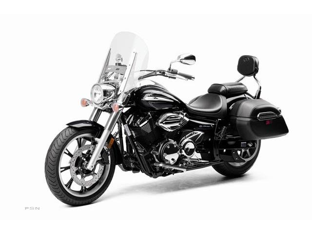 2012 Yamaha V Star 950 Tourer in Tyrone, Pennsylvania