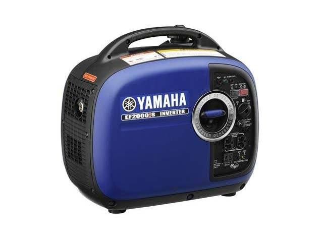 2012 Yamaha Inverter EF2000iS in Denver, Colorado