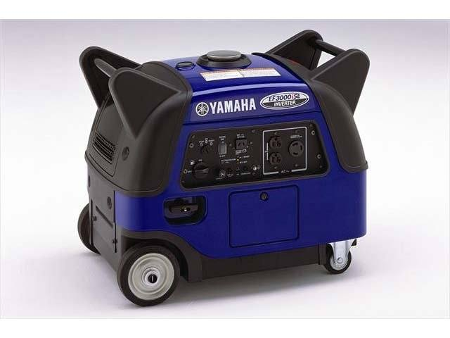 2012 Yamaha Inverter EF3000iSE in Denver, Colorado