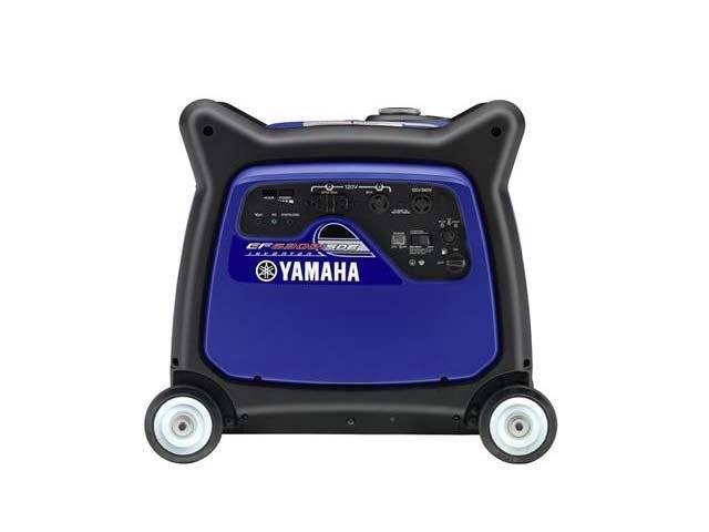 2012 Yamaha Inverter EF6300iSDE in Denver, Colorado