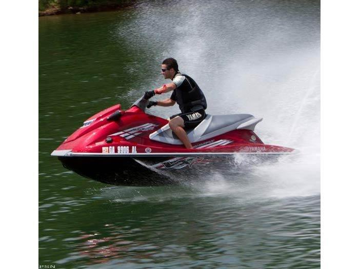 2012 Yamaha VXR 3