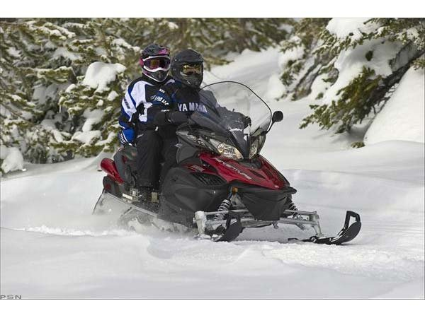 2012 Yamaha RS Venture GT in Lancaster, New Hampshire - Photo 15
