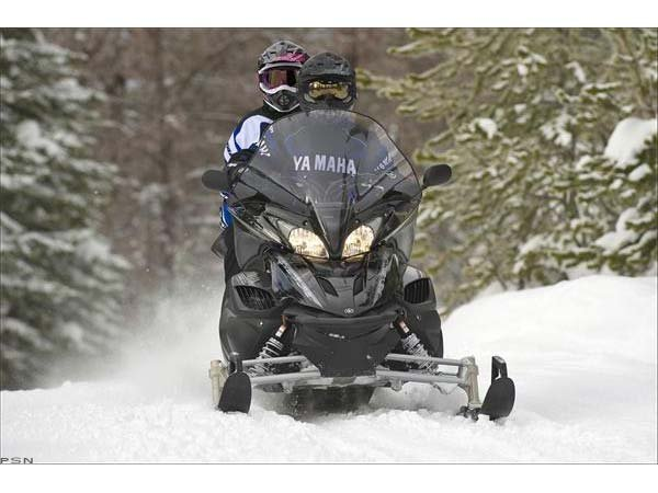 2012 Yamaha RS Venture GT in Lancaster, New Hampshire - Photo 16