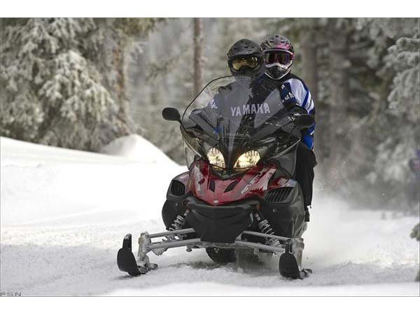 2012 Yamaha RS Venture GT in Lancaster, New Hampshire - Photo 17
