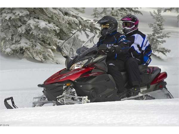 2012 Yamaha RS Venture GT in Lancaster, New Hampshire - Photo 19