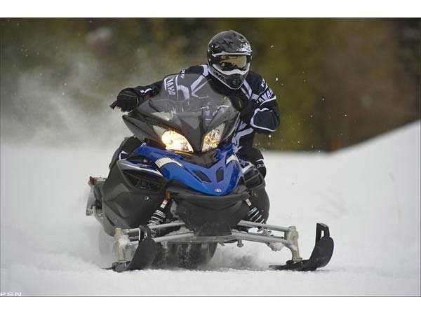 2012 Yamaha Apex® XTX in Greenland, Michigan - Photo 5