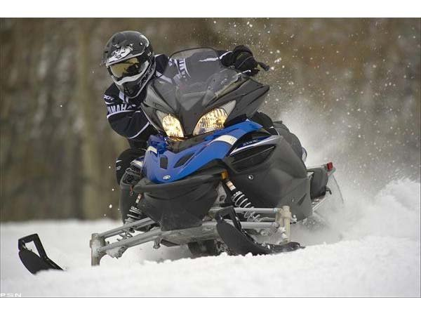 2012 Yamaha Apex® XTX in Greenland, Michigan - Photo 6