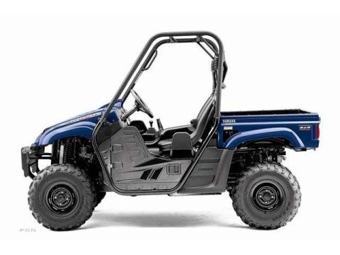 2012 Yamaha Rhino 700 FI Auto. 4x4 in Escanaba, Michigan - Photo 5