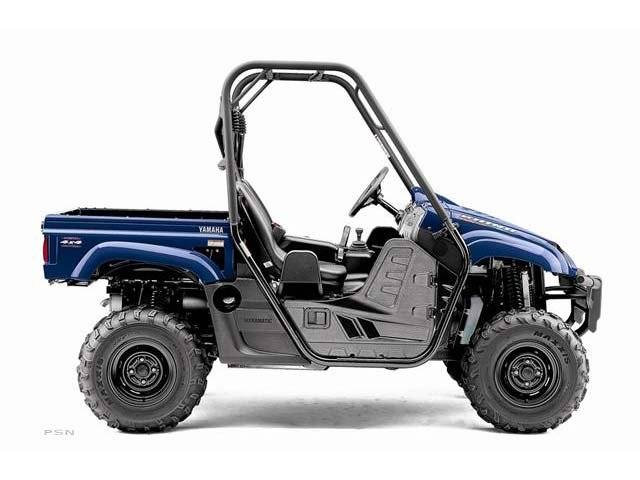2012 Yamaha Rhino 700 FI Auto. 4x4 in Escanaba, Michigan - Photo 4