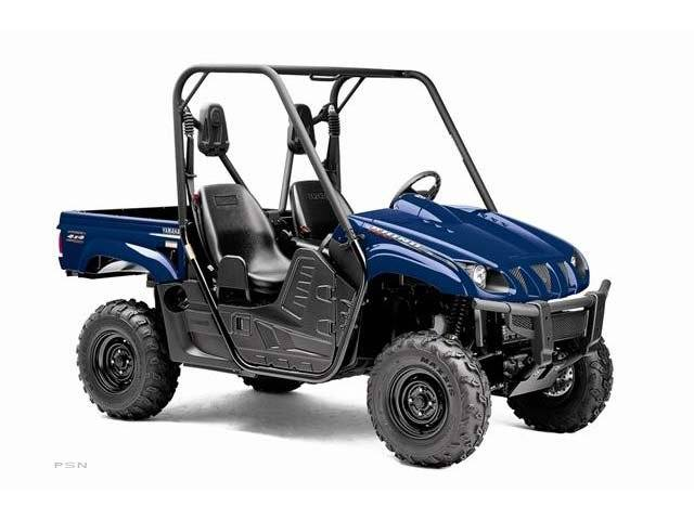 2012 Yamaha Rhino 700 FI Auto. 4x4 in Escanaba, Michigan - Photo 6