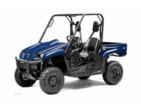 2012 Yamaha Rhino 700 FI Auto. 4x4 in Escanaba, Michigan - Photo 7