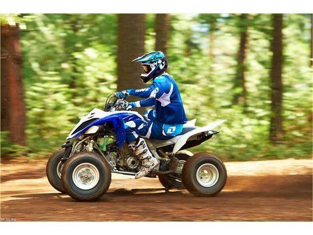 2013 Yamaha Raptor 700R 11