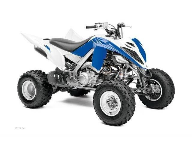 2013 Yamaha Raptor 700R 4