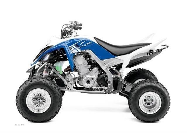 2013 Yamaha Raptor 700R 7