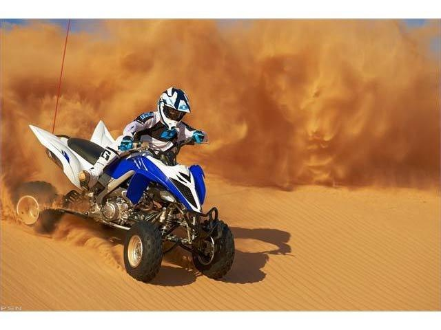 2013 Yamaha Raptor 700R 12
