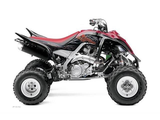 2013 Yamaha Raptor 700R SE 9