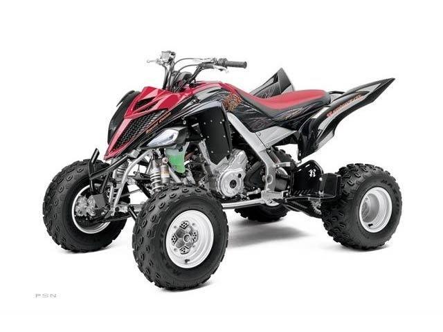 2013 Yamaha Raptor 700R SE 8