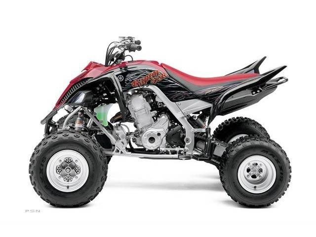 2013 Yamaha Raptor 700R SE 10