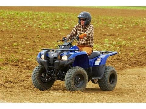 2013 Yamaha Grizzly 300 Automatic in Louisville, Tennessee - Photo 14