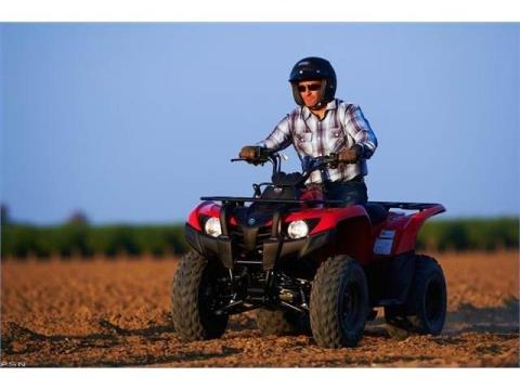 2013 Yamaha Grizzly 300 Automatic in Tyler, Texas